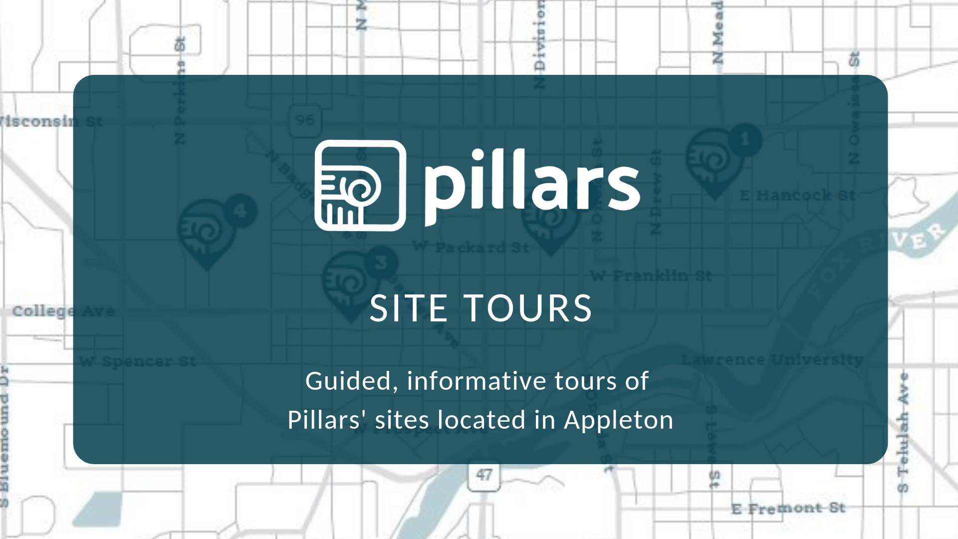 Pillars Site Tours